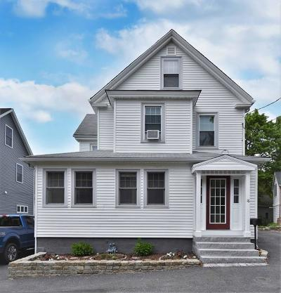 Manchester Single Family Home For Sale: 16 Forest Street