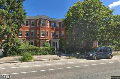 Brookline Rental For Rent: 809 Washington #3