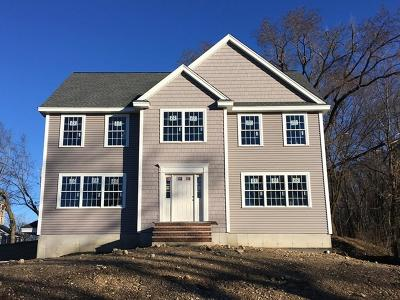 Andover Single Family Home For Sale: 58 Haverhill Street