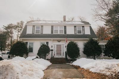 Lynn Single Family Home For Sale: 142 Lynnfield St