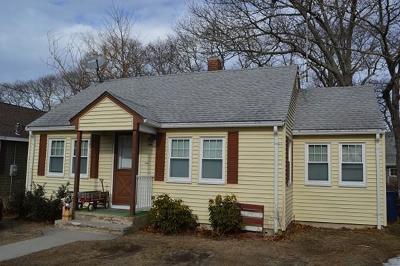 Wareham Single Family Home For Sale: 13 Glen Ave