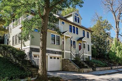 Brookline Multi Family Home New: 148 Mason Ter