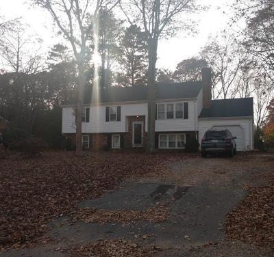 Sandwich Single Family Home For Sale: 5 Nantucket Trail