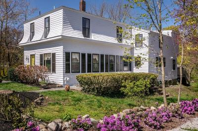 Cohasset, Weymouth, Braintree, Quincy, Milton, Holbrook, Randolph, Avon, Canton, Stoughton Single Family Home For Sale: 101 Pleasant Street
