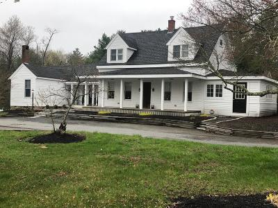 Middleboro Single Family Home For Sale: 1 Heritage Xing