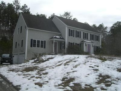 Plymouth Single Family Home For Sale: 720 Ship Pond Road