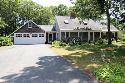 Brewster MA Single Family Home New: $619,000