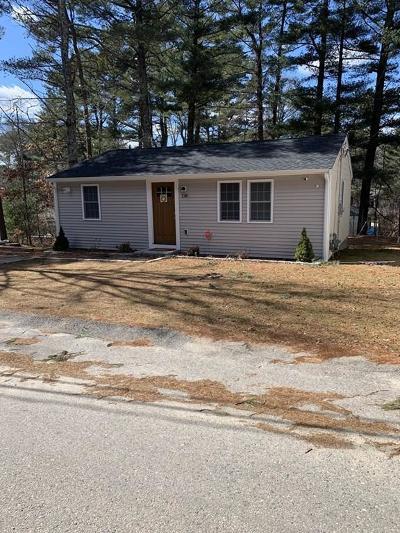 Wareham Single Family Home For Sale: 136 Park Ave