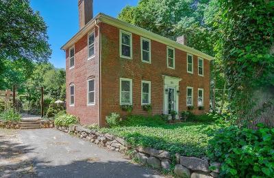 Sandwich Single Family Home For Sale: 100 Tupper Road