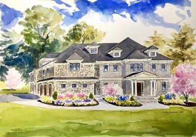 Belmont Single Family Home For Sale: 39 Oakmont Lane