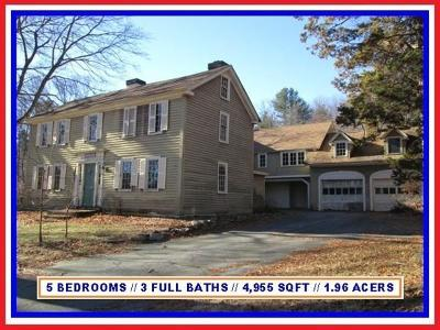 Northborough Single Family Home For Sale: 130- South Street