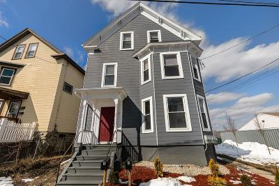 Methuen, Lowell, Haverhill Multi Family Home For Sale: 23 Lafayette St