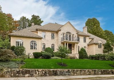 Newton Single Family Home New: 106 Old Orchard Rd