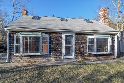 Truro Single Family Home For Auction: 2 Cardinal Ln