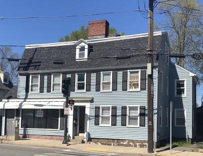 Salem MA Multi Family Home Under Agreement: 98 North St