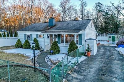 Tewksbury Single Family Home Contingent: 19 Dirlam Circle