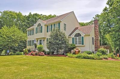 Norton MA Single Family Home New: $649,900
