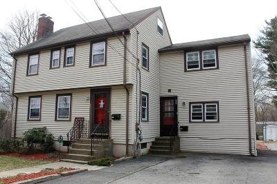 Wakefield Single Family Home For Sale: 325 Lowell Street