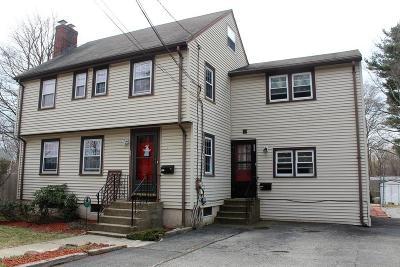 Wakefield Single Family Home New: 325 Lowell Street