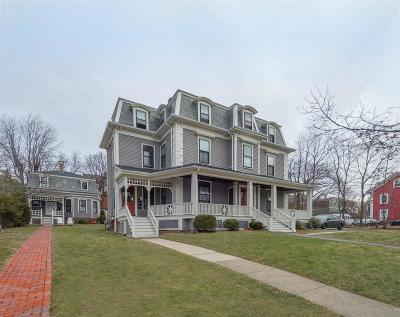 Somerville Multi Family Home For Sale: 17-19, 19r Aldersey Street