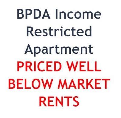 Boston Rental New: 40 East Pier Drive #3216