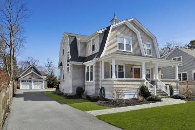 Scituate Single Family Home For Sale: 582 Hatherly Rd