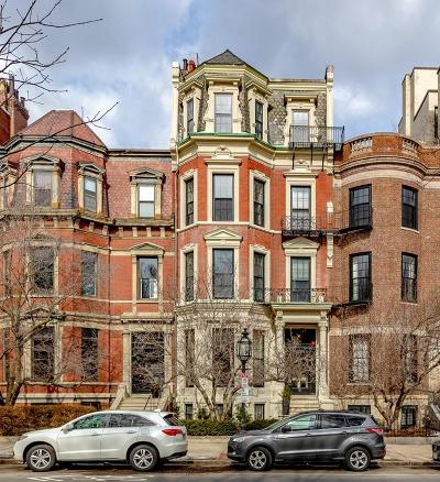 Condo/Townhouse Under Agreement: 315 Commonwealth #4