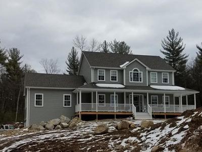 Belchertown Single Family Home For Sale: Lot 10 South Washington Street