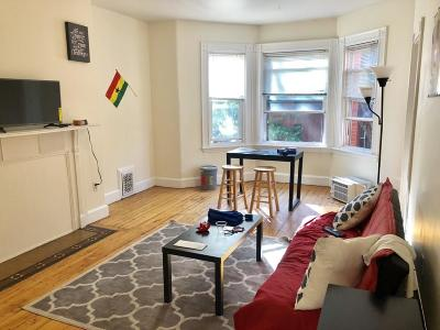 Boston Rental New: 54 St. Stephen St. #3