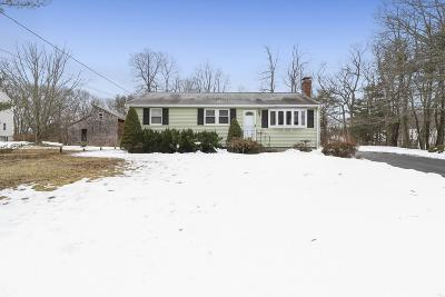 Stoughton Single Family Home New: 124 Southworth Ct