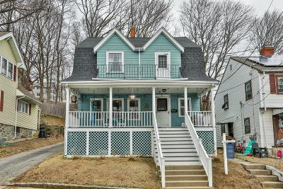 Single Family Home For Sale: 15 Upcrest Rd