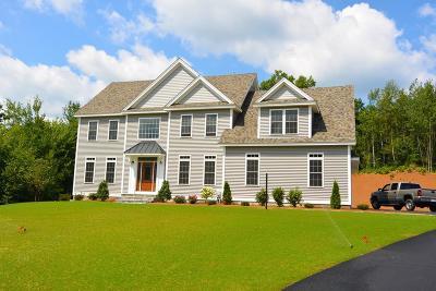 Lancaster Single Family Home For Sale: Lot 10 Hawthorne Ln