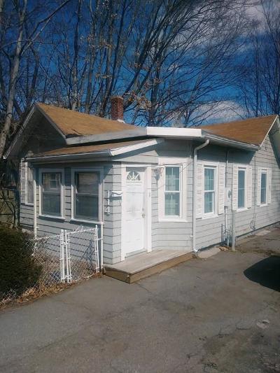 Rockland, Abington, Whitman, Brockton, Hanson, Halifax, East Bridgewater, West Bridgewater, Bridgewater, Middleboro Single Family Home For Sale: 114 Laureston St.