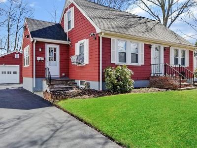 Rockland, Abington, Whitman, Brockton, Hanson, Halifax, East Bridgewater, West Bridgewater, Bridgewater, Middleboro Single Family Home For Sale: 73 Keene St