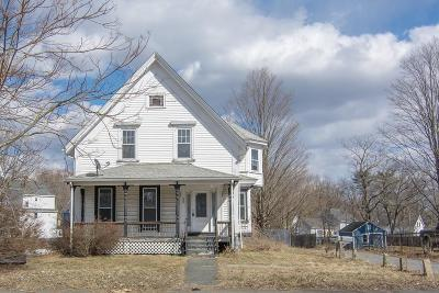 Taunton Multi Family Home For Sale: 228 Weir St