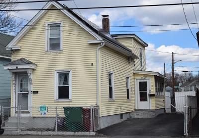 Lowell MA Single Family Home New: $319,900