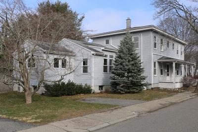 Newton Condo/Townhouse For Sale: 3 Keefe Ave #3