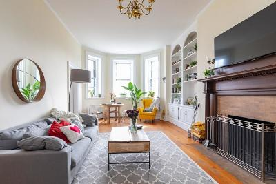 Condo/Townhouse Under Agreement: 315 Commonwealth #6