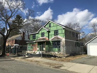 Newton Single Family Home For Sale: Woodhaven Road