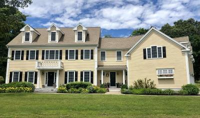Hingham Single Family Home For Sale: 3 Lily Pond Ln