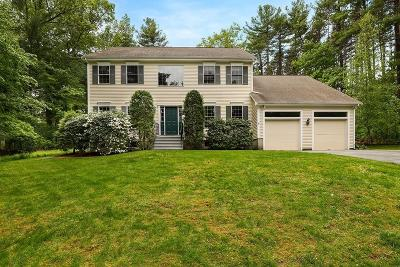 Framingham Single Family Home For Sale: 4 Major Hale Dr