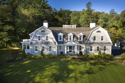 Duxbury Single Family Home For Sale: 184 Standish St
