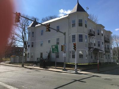 Brockton Multi Family Home For Sale: 99 Warren Ave