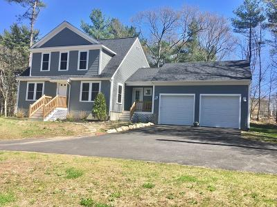 Hingham Single Family Home Price Changed: 498 Cushing Street