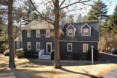 Hingham, Hull, Scituate, Norwell, Hanover, Marshfield, Pembroke, Duxbury, Kingston, Plympton Single Family Home For Sale: 15 Boxboard Ln