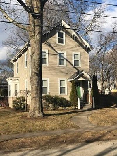 Needham Single Family Home For Sale: 27 Walnut Street