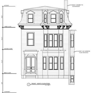 Boston Multi Family Home New: 173 Trenton Street