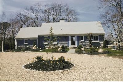 Bourne MA Single Family Home New: $750,000