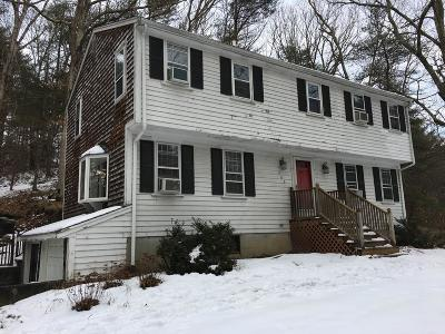 Hingham, Hull, Scituate, Norwell, Hanover, Marshfield, Pembroke, Duxbury, Kingston, Plympton Single Family Home For Sale: 308 Moraine St