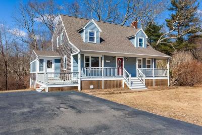 Rockland, Abington, Whitman, Brockton, Hanson, Halifax, East Bridgewater, West Bridgewater, Bridgewater, Middleboro Single Family Home For Sale: 352 Thompson St